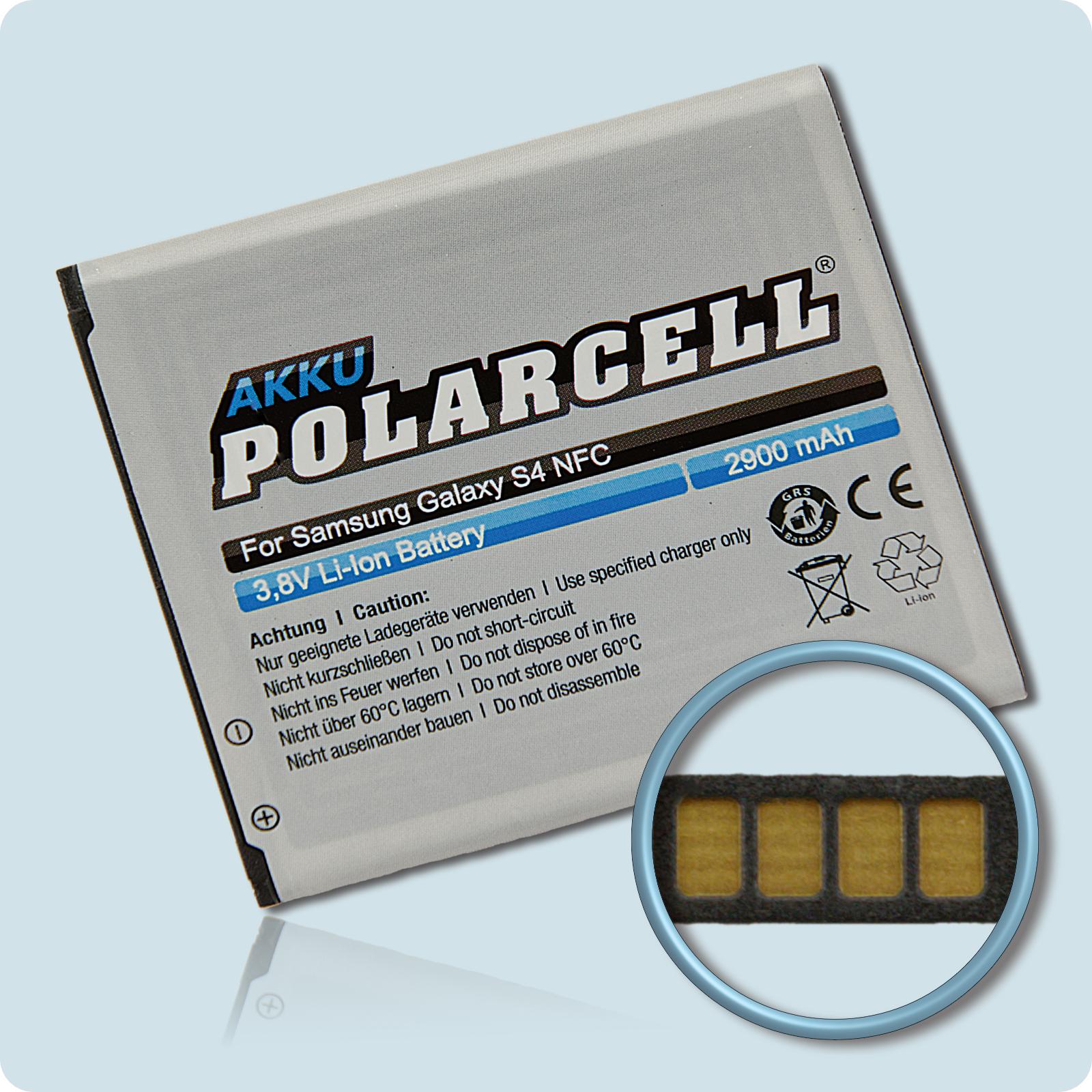 PolarCell-Akku-Samsung-Galaxy-S4-S4-LTE-GT-i9500-GT-i9505-EB-B600BE-S-IV-NFC